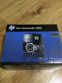 HP Car Camcorder f200