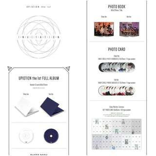 UP10TION Full Album Vol 1 - Invitation