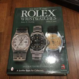 Brand new THE BEST IF TIME ROLEX WRISTWATCHES