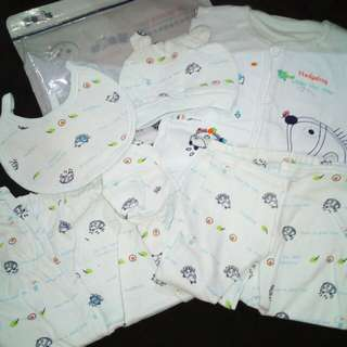Babies 5pc new born set