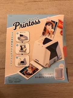 全新 Printoss 曬相機