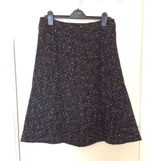 Prada  Ladies Tweed Skirt   女裝 花呢裙  @Size 44   @Made in Italy  *