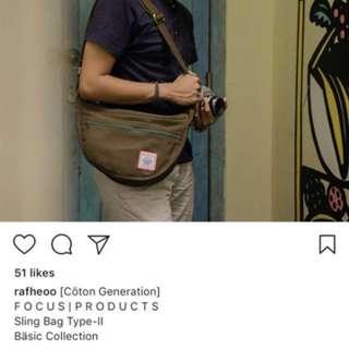 Sling Bag RAFHEOO