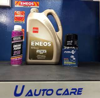 Car Servicing Promotion