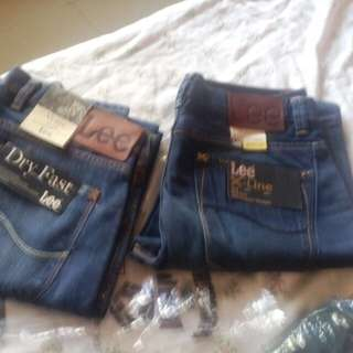 LEE MENS PANTS original