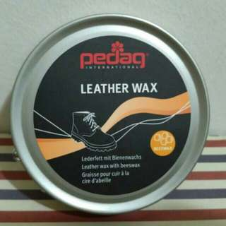 Pedag Leather Wax(Army Boots)