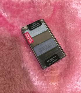 Wet n Wild eyeshadow color icon trio