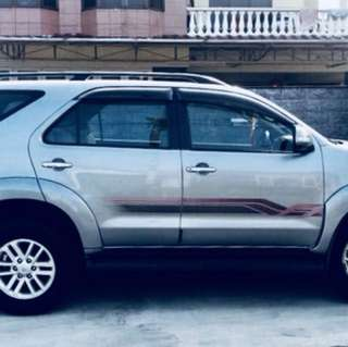 Toyota Fortuner 2.7A 2014
