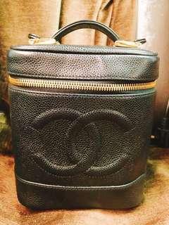 近期超大熱!!!日本中古Chanel Vintage化妝包