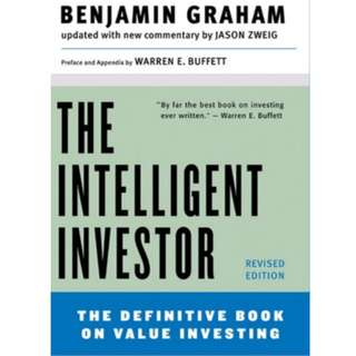 The Intelligent Investor (Benjamin Graham) e-book