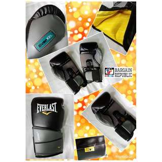 Everlast Protex 2 Boxing Gloves