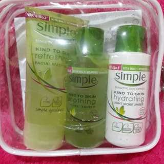 Simple Trial Kit