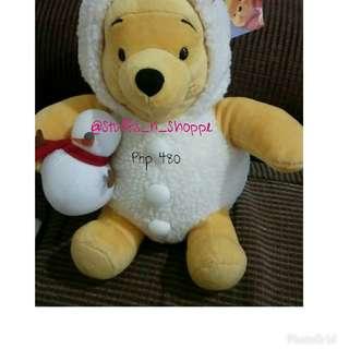 Winnie the Pooh-Stuffed Toys