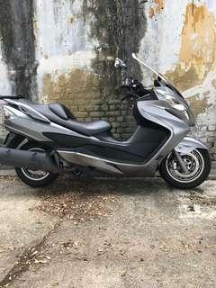 Bike Sold!!! Suzuki Burgman400i !!!
