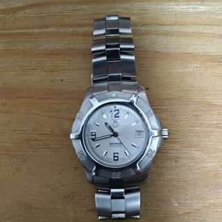 Tag Heuer watch,  Automatic