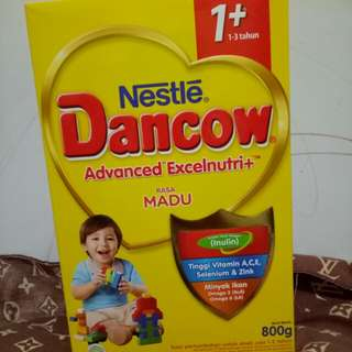 susu dancow 1+ 800g