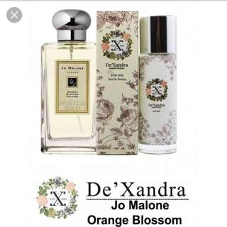 De'Xandra Perfume ORANGE BLOSSOM Inspired by  Jo  Malone