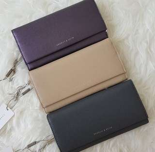 Charles&Keith Wallets