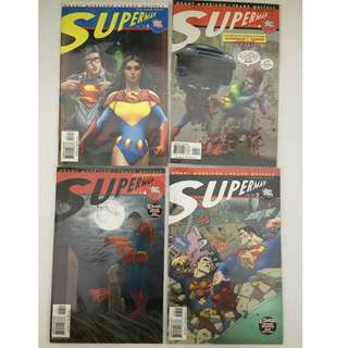 All Star-Superman Nos. 3-9