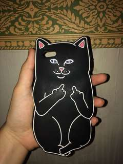 Cat Jelly Case (iPhone 5&5s)
