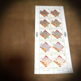 spore stamps