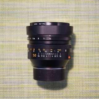 Leica Noctilux 50mm F1 V4 Lens