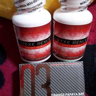 🚚 Luxxe renew / luxxe soap no.3