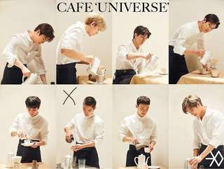 EXO UNIVERSE OFFICIAL POSTERS ~ Ready Stocks! #bajet20