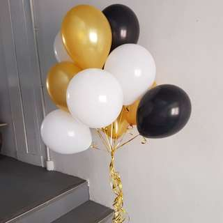 helium balloon for party / event 10% discount