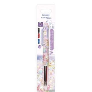 Pentel japan San-X sentimental circus 3 in 1 energel pen