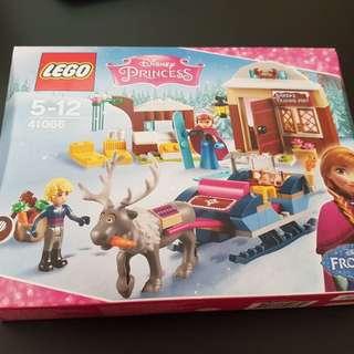Lego seri Princess (Frozen) ASLI