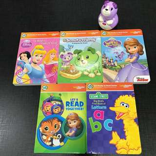 Leap reader junior bundle