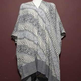 Tunik batik motif parang