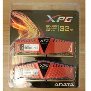 ADATA XPG Z1 32GB (8 GB x 4) DDR4 3000 MHz Ram