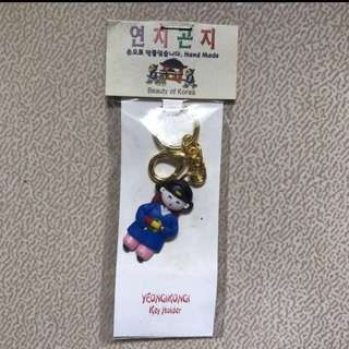 Korea Korean beauty of Korea yeongikongi key holder chain keychain keyholder chains keys keychains keyholders