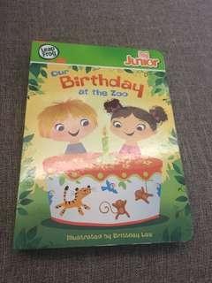 Leapfrog Tag Junior Book