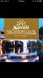 Marriott Vacation Club Points Or Membership For Sale!