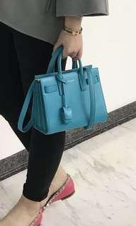 ysl tiffany blue sac de jour nano