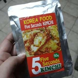 Kimchi red chili pepper powder