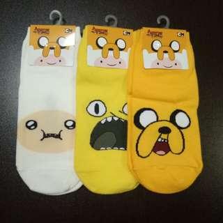 (Flash sale) Adventure Time Sock $3