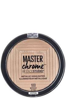 Maybelline Master Chrome Metallic Highlighter