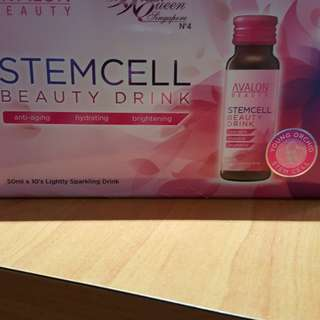 Avalon orchid stem cell beauty drink
