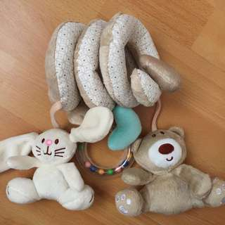 (New) Bed/Carseat Rattle