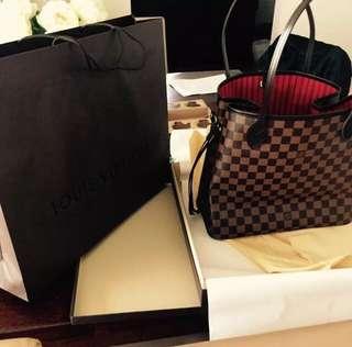 Louis Vuitton Neverfull Mm de