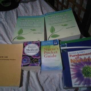 Books for Nursing