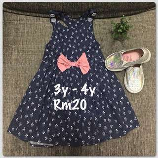 🎀 Toddler Dress #Bajet20