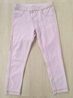 Zara Pink Jeggings