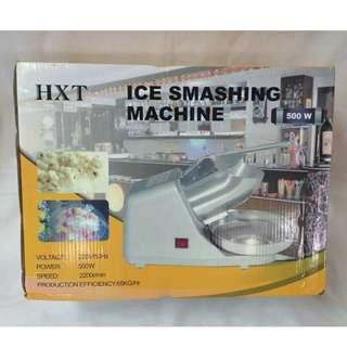 Ice Smashing Electric Crusher Machine