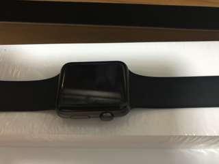 Apple Watch Series 1 太空灰鋁金屬錶殻