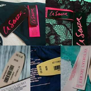 La Senza Victoria's Secret guaranteed authentic